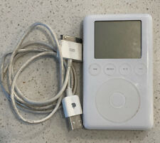 Apple iPod Mp3 Player 15 Gb A1040 + New Battery Installed — Needs Restore