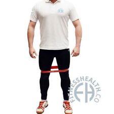 FH Widerstandsbänder Training Oberschenkel Loop Leg Stärke Yoga Pilates Fitness