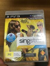 Singstar Chart Hits PS3