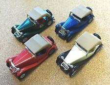 Matchbox Models Of Yesteryear MG TC Y8 x4
