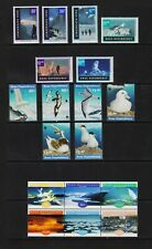 New Zealand - Ross Dependency - 3 sets from 1996-98, cat. $ 36.95