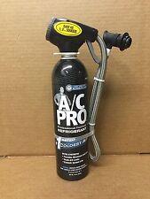 A/C PRO Professional Synthetic Refridgerant ACP-100 Leak Sealer WITH GAUGE