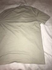 Men's Reiss (Tan) CrewNeck T-Shirt, Large. Excellent Condition!