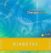 FREE US SHIP. on ANY 3+ CDs! NEW CD Health Therapy Series: Diabetes