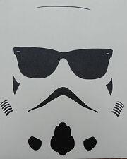 """""""de Stormtrooper"""" con el logotipo calcomanía / etiqueta adhesiva windsurfing/kitesurfing/surfing use/star guerras"""
