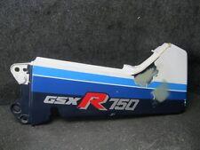 86-87 Suzuki GSXR GSX-R 750 Left Tail Fairing L1