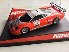 Ninco Mosler MT 900 R Britcar Lightened Evo Slotcar 1:32