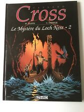 EO  - Carland Cross 5 - Le mystère du Loch Ness 2 -Grenson -Lefrancq