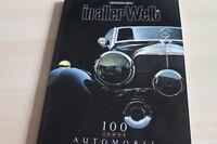 124838) Mercedes - 100 Jahre Automobil - in aller Welt 1986