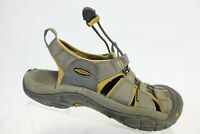 KEEN Newport H2 Grey Sz 9 Men Waterproof Hiking Sports Sandals