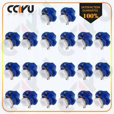 20pcs  B8.4D LED 1-5050SMD Blue Dash Car Auto Dash Gauge Instrument Light Bulb