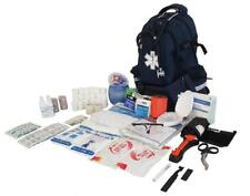 LINE2design First Aid Kit - EMS Emergency Professional Medical Supplies Backpack