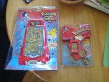 Pokemon Electronic Games