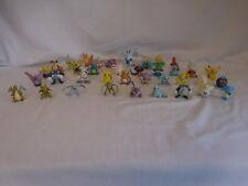 Nintendo Pokemon Figures Hugh Lot 39 Pieces Tomy 1999 Nintendo
