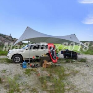Waterproof Car Sunshade Portable Outdoor Camping Sun Shelter Awning Tent Picnic