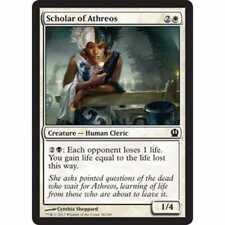 MTG Theros - Scholar of Athreos - NM Card x 4 Playset