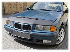 CAR HOOD BONNET BRA fit BMW 3 E36 1990-2000  NOSE FRONT END MASK TUNING