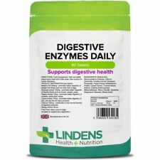 Lindens Digestive Enzymes Daily Tablets (90 pack)