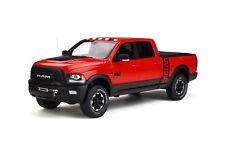 1/18 GT Spirit Dodge Ram 2500 Power Wagon from 2017 in Red GT224
