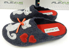 Flexus Womens Pennelopie Navy 39