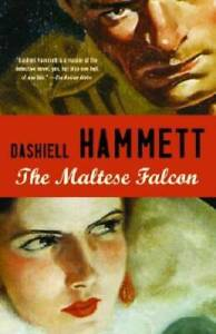 The Maltese Falcon - Paperback By Dashiell Hammett - VERY GOOD
