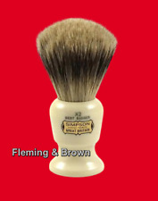 Simpsons Commodore 2 - Finest Badger  Shaving Brush