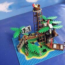 LEGO (6270)  Pirates Forbidden Island  100% complete