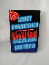 Janet Evanovich Sizzling Sixteen, a Stephanie Plum novel, hardcover
