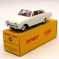 DeAgostini Dinky toys 559 Ford Taunus 17M Diecast Models Collection 1/43 Gift
