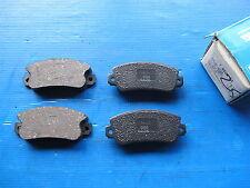 Plaquettes de freins avant Pagid pour: Autobianchi: Y10, 900, Panda, Regata,