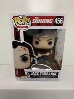Funko Pop! The Shining - Jack Torrance  w/ Protector MINT