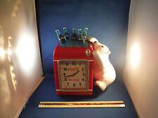 Vintage Coca-Cola Alarm Clock & Bank