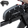 ROCKBROS 1L Bike Bags Waterproof Reflective Cycling Front Top Frame Tube Bag