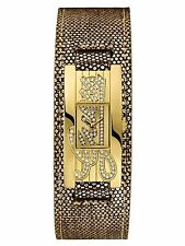 New Authentic GUESS Women's Mini Autograph Metallic Watch U95171L3 ,new with tag