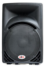 "38cm/15""  Aktiv PA-DJ-MUSIKER LAUTSPRECHER Box 1200 WATT/300 WATT RMS"