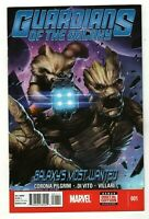 Guardians of the Galaxy: Galaxy's Most Wanted # 1 (Sep 2014 Marvel) VF/NM