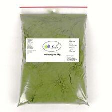 (14,95/kg) Weizengras Weizengraspulver 100% reines Pulver konv. 1 kg 1000 g