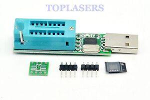 24CXX 24LCXX Programmer EEPROM Data Memory Reader Writer USB Port WIN7