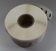 500 Etiketten / 1 Rolle für Seiko + Dymo Typ 11352 (25x54mm) #e012