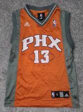 More details for reebok nba authentics steve nash phoenix suns #13 jersey youth size s