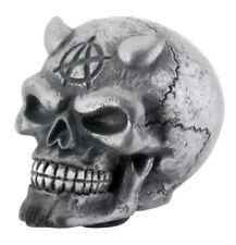 Wicked Horned Devil Skull.Universal Shift Knob.Drag Shifter.Hot Rat Rod.Bizarre!