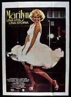 Poster Marilyn Monroe Ein Leben Ein Geschichte John Flynn Jack Arnold M23
