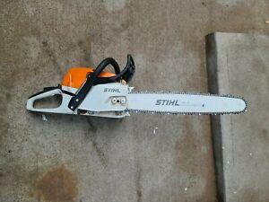 STIHL Chainsaw MS 261 18 bar  used