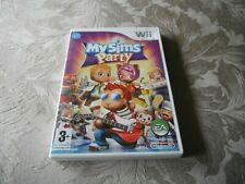 wii  my sims party