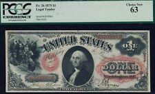 BANKNOTE  COPY U.S.1875 $2.00 U.S PLEASE READ DESCRIPTION NICE CRISP UNC