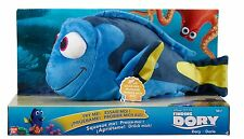 "Finding Dory - 10"" Plush Dory with Sound  *BRAND NEW*"