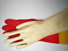 Haushaltshandschuhe 45 cm extra lang Gummihandschuhe - rubber gloves #11rg