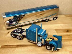 Dcp 1/64 Peterbilt 379 Mid Roof Big Rigs #2 Limited Edition Semi Truck Farm Toy