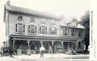 MORGANTOWN PA – C. G. Gross' Store – udb (pre 1908)