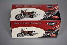 Atlas Editions HONDA CB750 FOUR 1970 moto, Boxed, Nouveau/Scellé Avec Notice